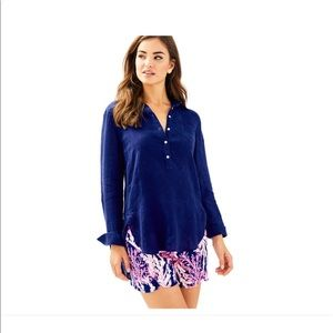 Lilly Pulitzer size 14 Deanna popover